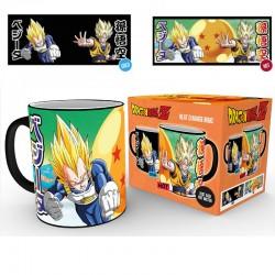 Mug Thermo-réactif Vegeta vs Goku  -  DRAGON BALL Z