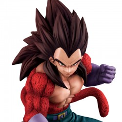 Figurine Vegeta super Saiyan 4  -  DRAGON BALL Z