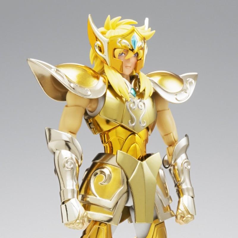 Myth Cloth Hyoga Armure d'or du Verseau  -  SAINT SEIYA