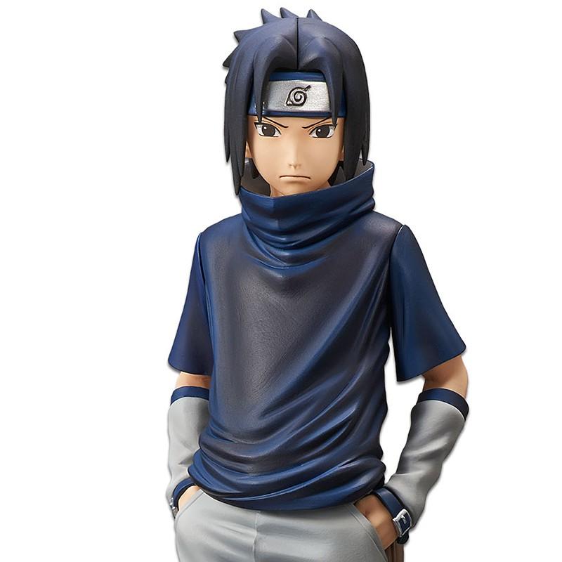 Naruto - Figurine Sasuke Grandista ver 2  -  NARUTO