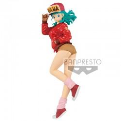 Figurine Bulma Glitter & Glamours Normal Color  - Figurines DBZ