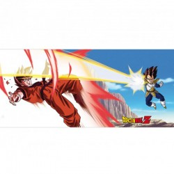 Mug Goku versus Vegeta  -  DRAGON BALL Z