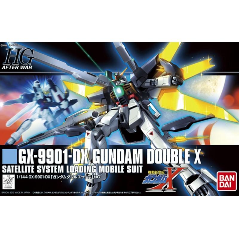 Gundam Double X HG  -  GUNDAM
