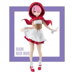 Figurine Ram Chaperon en Rouge  - FIGURINES FILLES SEXY