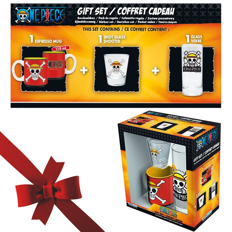 One Piece Coffret Cadeau  -  ONE PIECE