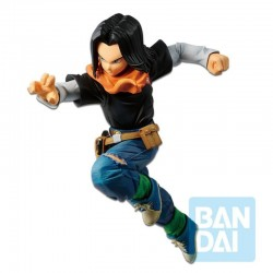 Dragon Ball Z Figurine Android 17 - Android Battle ver  -  DRAGON BALL Z
