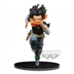 Figurine Android 17 - BWFC  -  DRAGON BALL Z