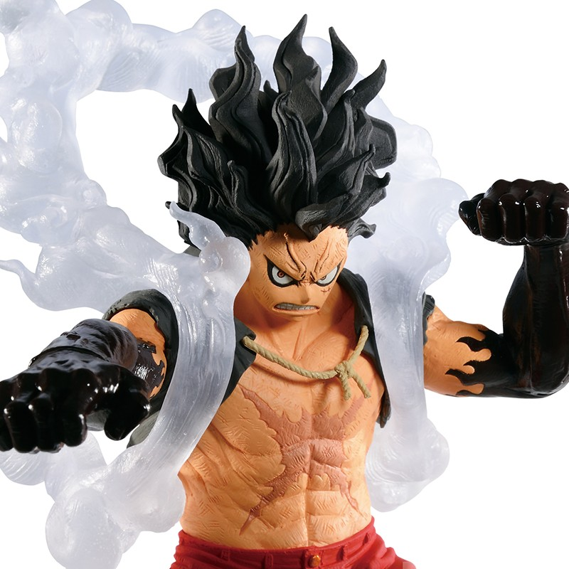 Figurine Luffy Snakeman  -  ONE PIECE