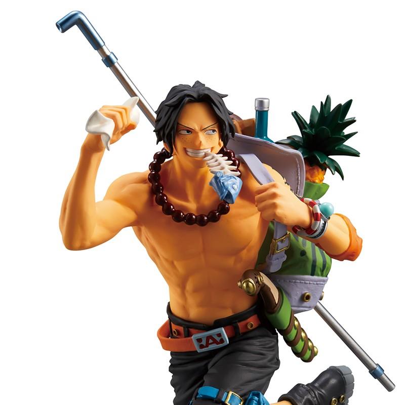 Figurine Portgas D. Ace - Enthusiast ver  -  ONE PIECE