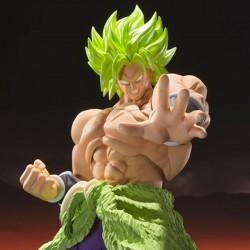 Figurine Broly Fullpower S.H Figuarts  -  DRAGON BALL Z
