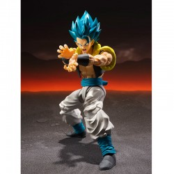 Figurine Gogeta Super Saiyan Blue S.H Figuarts  -  DRAGON BALL Z