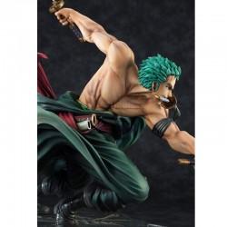 Figurine Roronoa Zoro San Zen Se kai - POP Maximum  -  ONE PIECE