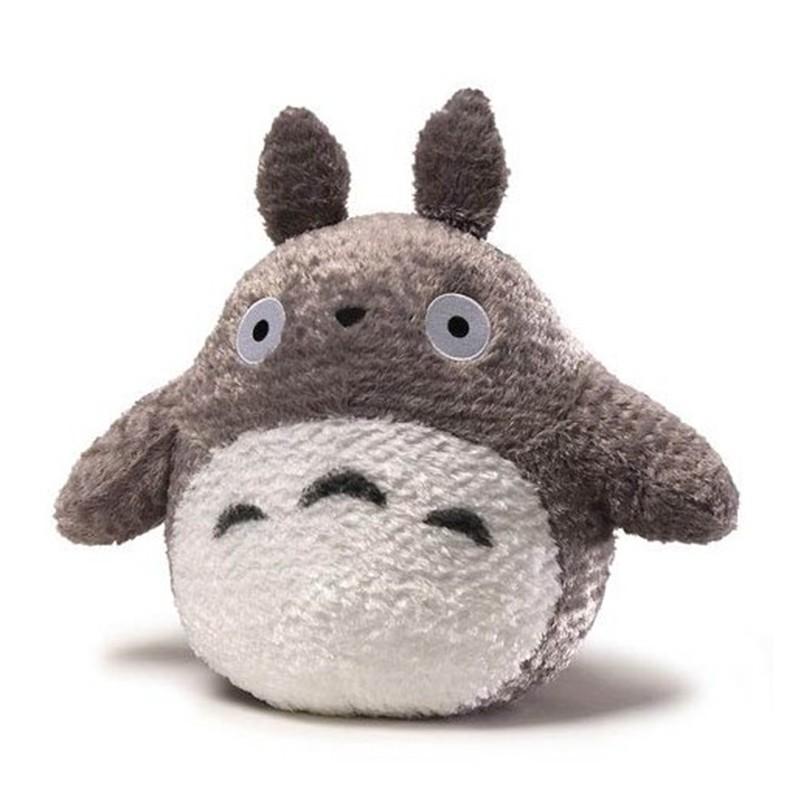 Peluche Totoro Fluffy Taille L  -  TOTORO - GHIBLI