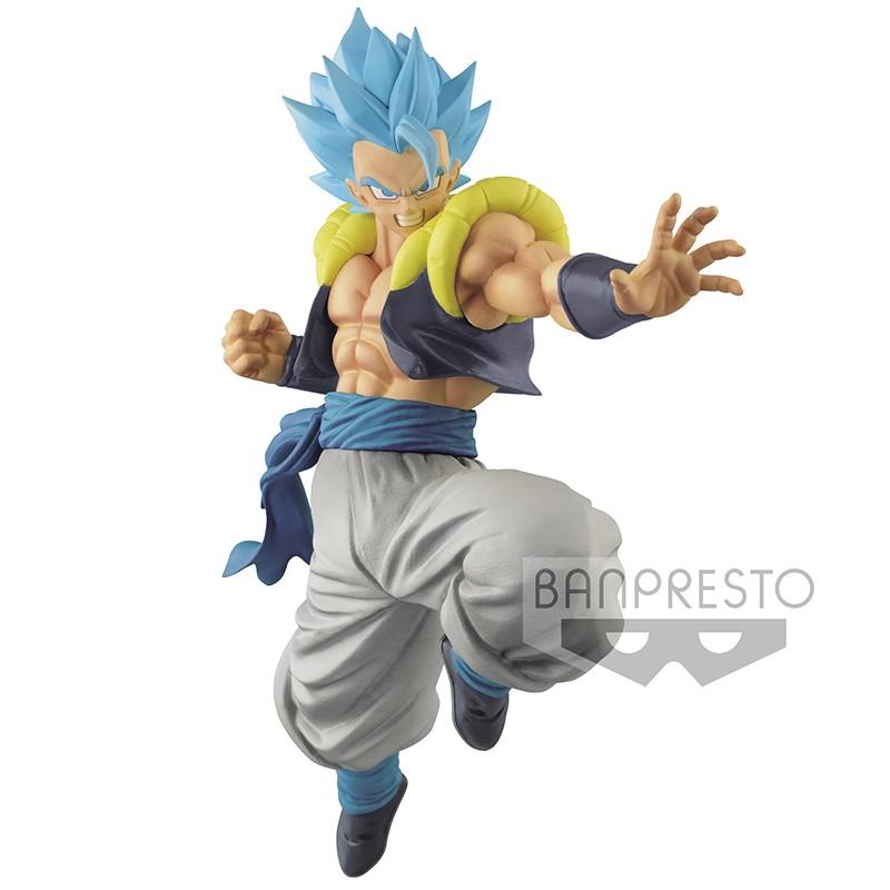 Figurine Gogeta Blue  -  DRAGON BALL Z