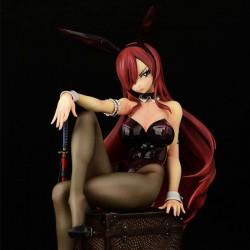 Figurine Erza Scarlet - Bunny Girl Ver  -  FAIRY TAIL