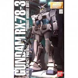 Gundam RX78-3 MG  -  GUNDAM