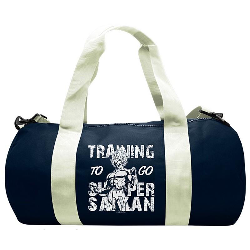 Sac de Sport Dragon Ball Z Training to go Super Saiyan  -  DRAGON BALL Z