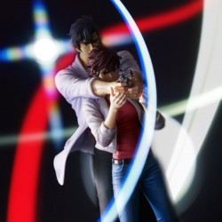 City Hunter - Set 2 figurines Ryo & Kaori  - AUTRES FIGURINES