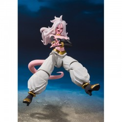 Figurine Android 21 S.H Figuarts  -  DRAGON BALL Z
