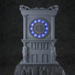 Saint Seiya - Horloge du Sanctuaire  -  SAINT SEIYA