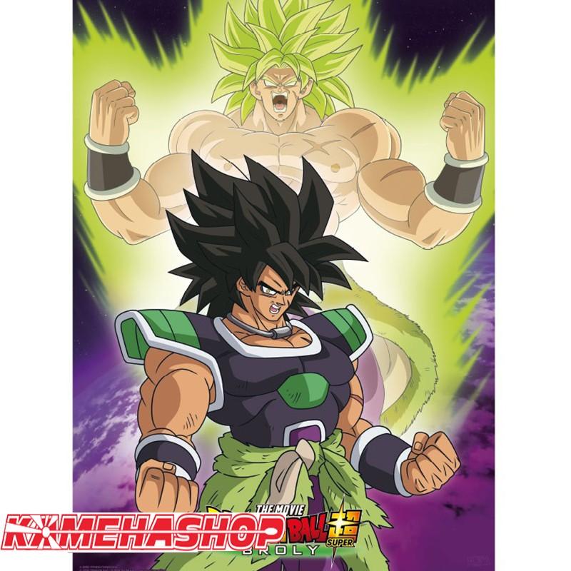 Dragon Ball Super Broly - Poster Broly  -  DRAGON BALL Z