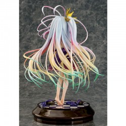 No Game No Life - Figurine Shiro Tuck Up Ver  - FIGURINES FILLES SEXY