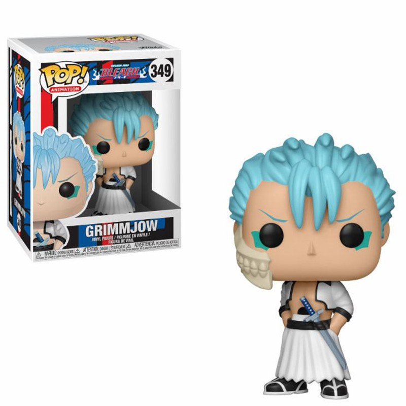 Bleach Funko POP Grimmjow  - FUNKO POP