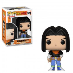 Funko POP Android 17  -  DRAGON BALL Z