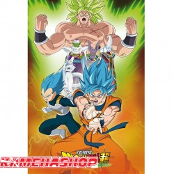 Poster Dragon Ball Super Broly Grand Format  - POSTERS & AFFICHES