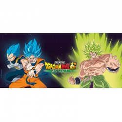 Mug Broly VS Goku & Vegeta  -  DRAGON BALL Z