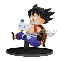 Figurine Goku Training BWCF  -  DRAGON BALL Z