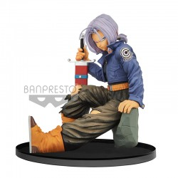Figurine Trunks - BWFC  -  DRAGON BALL Z