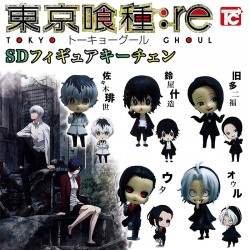 Collection 5 Strap Tokyo Ghoul RE  - AUTRES GOODIES