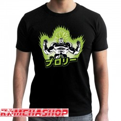 T-shirt Broly Super Saiyan  -  DRAGON BALL Z