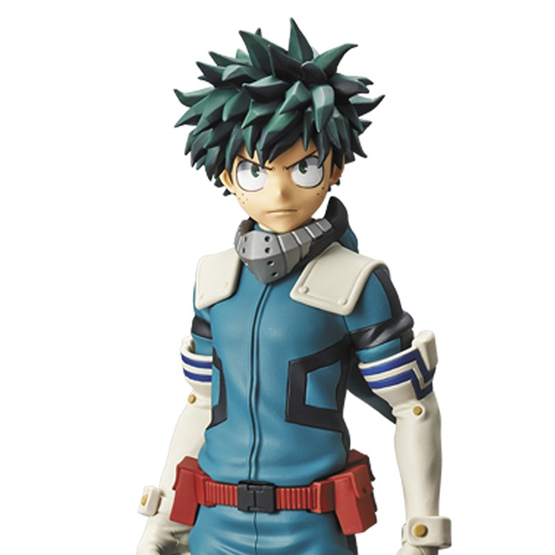 My Hero Academia - Figurine Izuku Midoriya - Grandista  - AUTRES FIGURINES