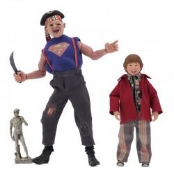 Les Goonies - Set 2 figurines Sinok & Choco  - CINÉMA & SÉRIES TV