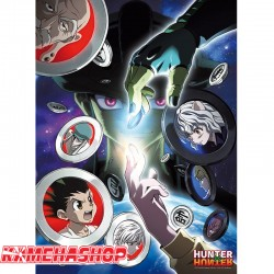 Poster Hunter X Hunter Chimera Ants  - POSTERS & AFFICHES