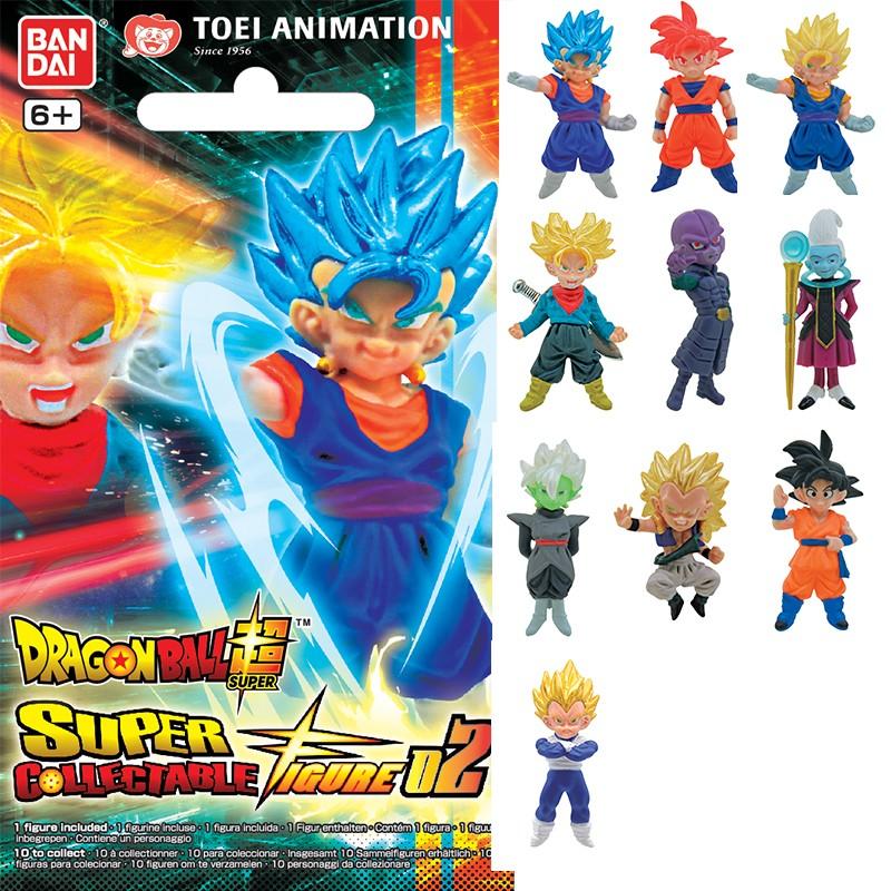 Dragon Ball Super Pochette surprise mini figurine  -  DRAGON BALL Z