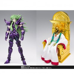 Myth Cloth Aries Shion EX Surplis & Pope  -  SAINT SEIYA