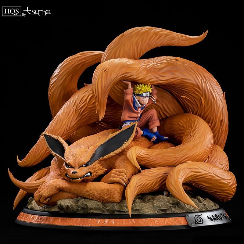 Naruto & Kyubi HQS - Tsume  -  NARUTO