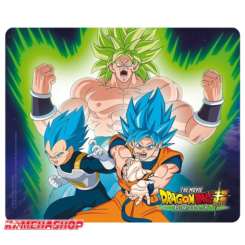 Tapis de Souris Dragon Ball Super Broly  -  DRAGON BALL Z
