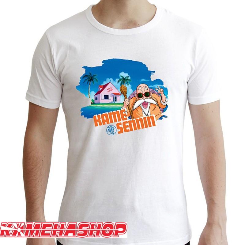 T-shirt Tortue Géniale Kame House  -  DRAGON BALL Z