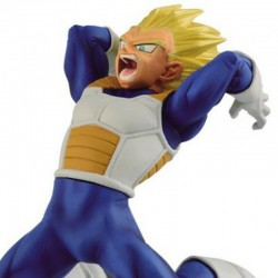 Figurine Vegeta Super Saiyan - Chosenshiretsuden  -  DRAGON BALL Z