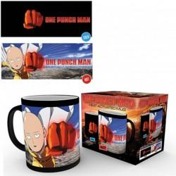 One Punch Man - Mug Thermo-Réactif Saitama  - AUTRES GOODIES