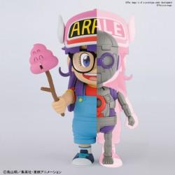 Dr Slump - Figurine Arale - Figure Rise Model Kit  -  DRAGON BALL Z