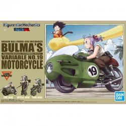 Figurine Bulma's Motorcycle - Figure Rise Mechanics  -  DRAGON BALL Z