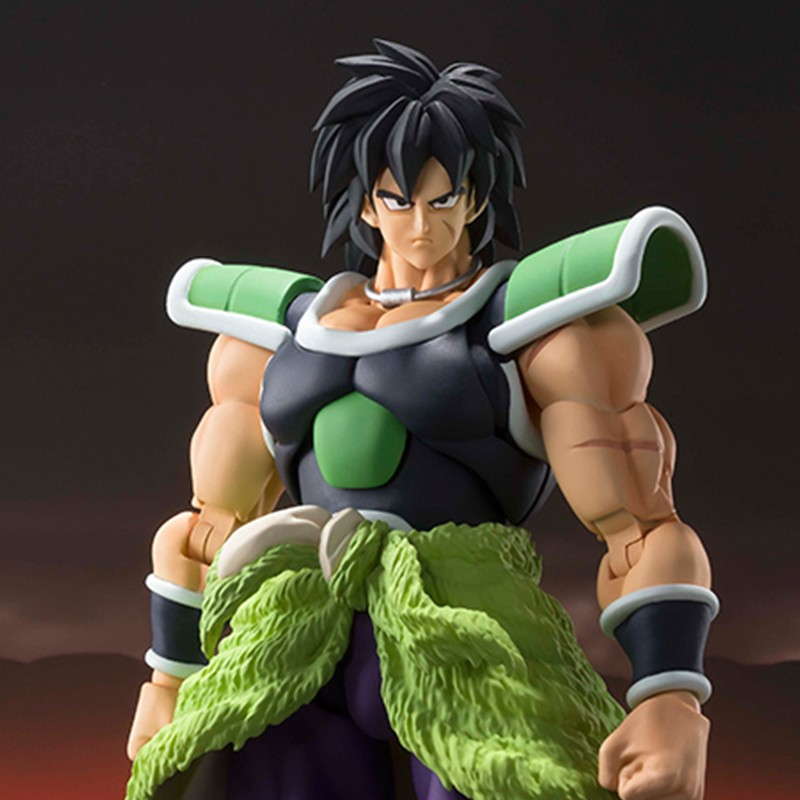 Figurine Broly - S.H Figuarts  -  DRAGON BALL Z