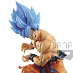 Figurine Goku Blue - Tag Fighters  -  DRAGON BALL Z