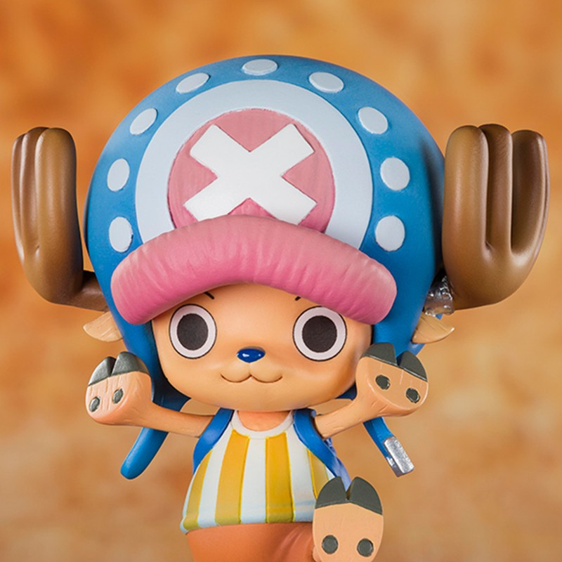 Figurine Chopper Cotton Candy Lover - Figuarts Zero  -  ONE PIECE