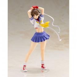 Street Fighter - Figurine Sakura Bishoujo  - JEUX VIDEO